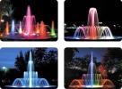 Переносные фонтаны