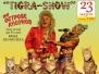 Tigra-show на острове клоунов