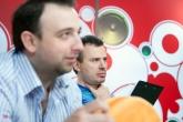 Андрей Куц и Денис Цикановский